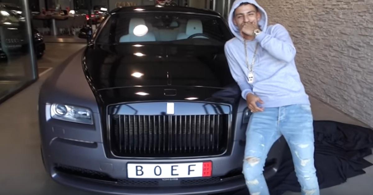 Boef zet Rolls-Royce Wraith voor flink bedrag te koop