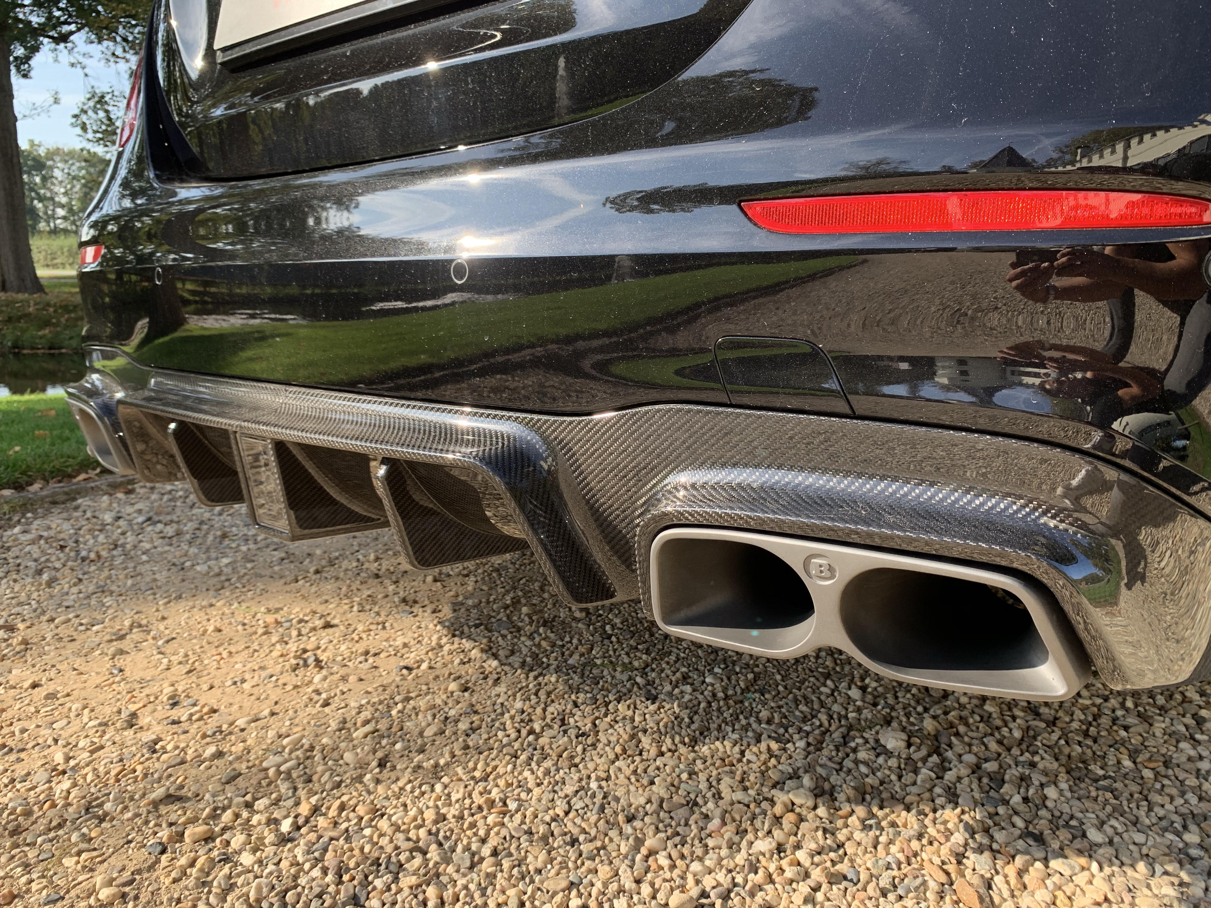 Mercedes-AMG E63 S BRABUS 700