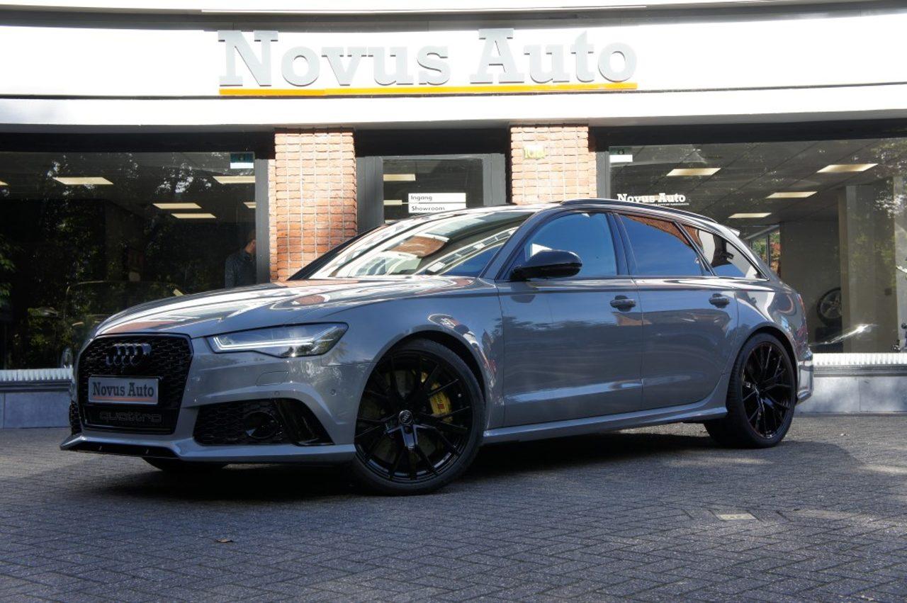 Nederlandse Audi RS6 met 1000 pk staat te koop voor €198.800,-