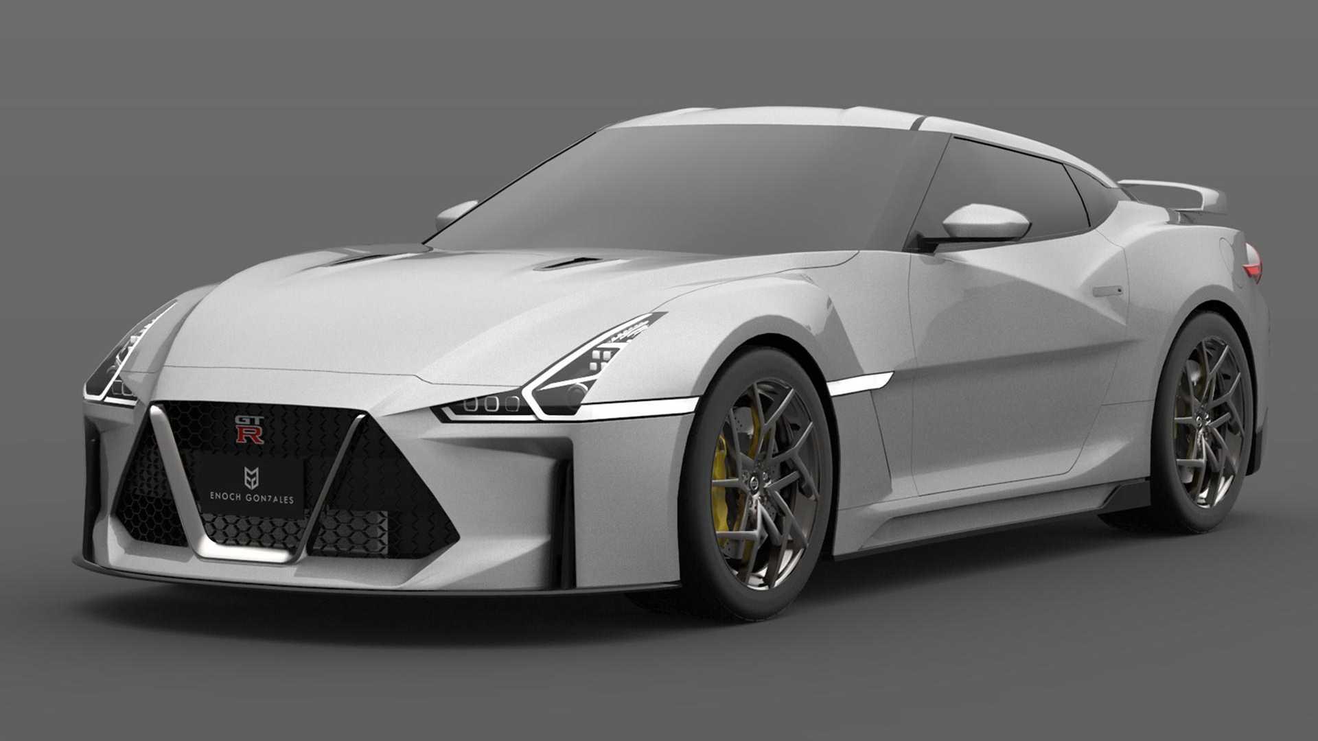 Wordt dit de nieuwe Nissan GT-R? | Hartvoorautos.nl