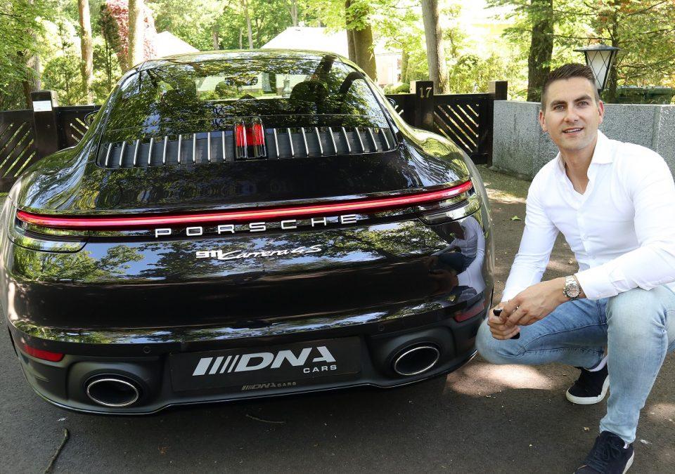 Gereden: Porsche 911 992 Carrera 4s [DNA Cars Naarden Special]