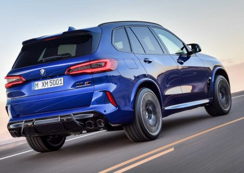 Zelf samenstellen: BMW X5 M / X6 M Competition!