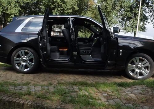 Gereden: Rolls-Royce Cullinan [Thijs Timmermans Special]