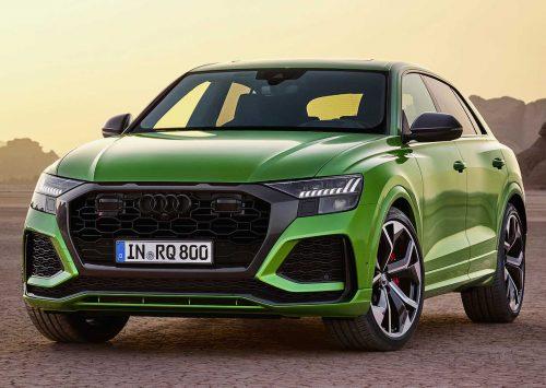 Officieel: Audi RS Q8 met 600 pk & 800 Nm koppel!