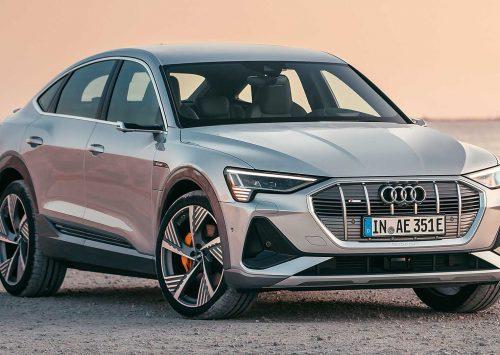 Officieel: Audi E-Tron Sportback!