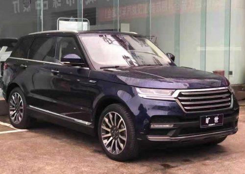 Deze nieuwe 'Range Rover Sport' kost slechts €18.000,-