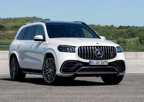 Mercedes-AMG GLS 63: 612 pk voor 7 personen