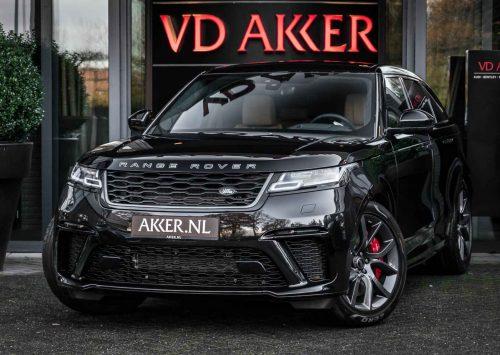 Is dit de dikste Range Rover Velar van Nederland?