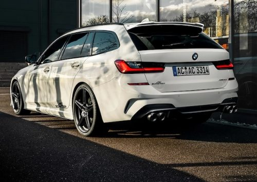 AC Schnitzer leeft zich uit op de BMW 3-Serie Touring!