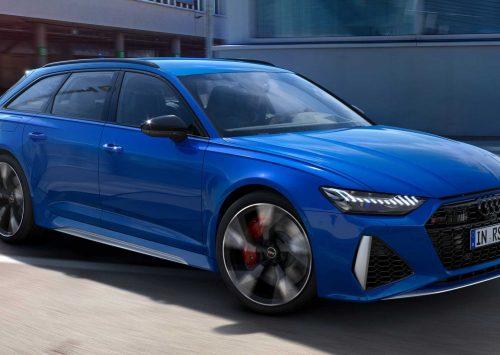 Audi viert 25 jaar RS met Anniversary Package voor RS-modellen!