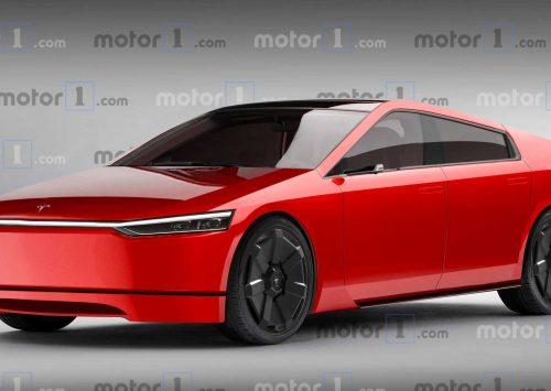 Wordt dit de nieuwe Tesla Model S Cybersedan?