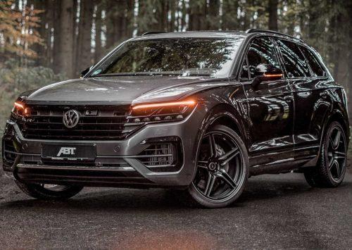 ABT geeft Volkswagen Touareg 500 pk & 970 Nm!