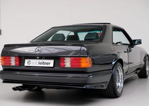 Deze AMG uit 1989 kost €225.000,-!