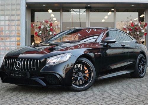 Gereden: Mercedes S65 AMG Coupé V12 Biturbo [Thijs Timmermans Special]