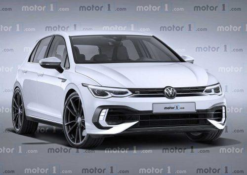 Dit wordt de nieuwe Volkswagen Golf R!