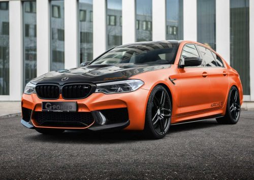 BMW M5 Hurricane RS doet 0-100 km/h in 2,5 seconden!