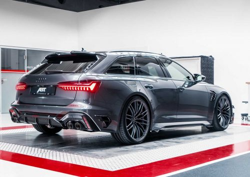 Dit is de ABT Audi RS6-R!