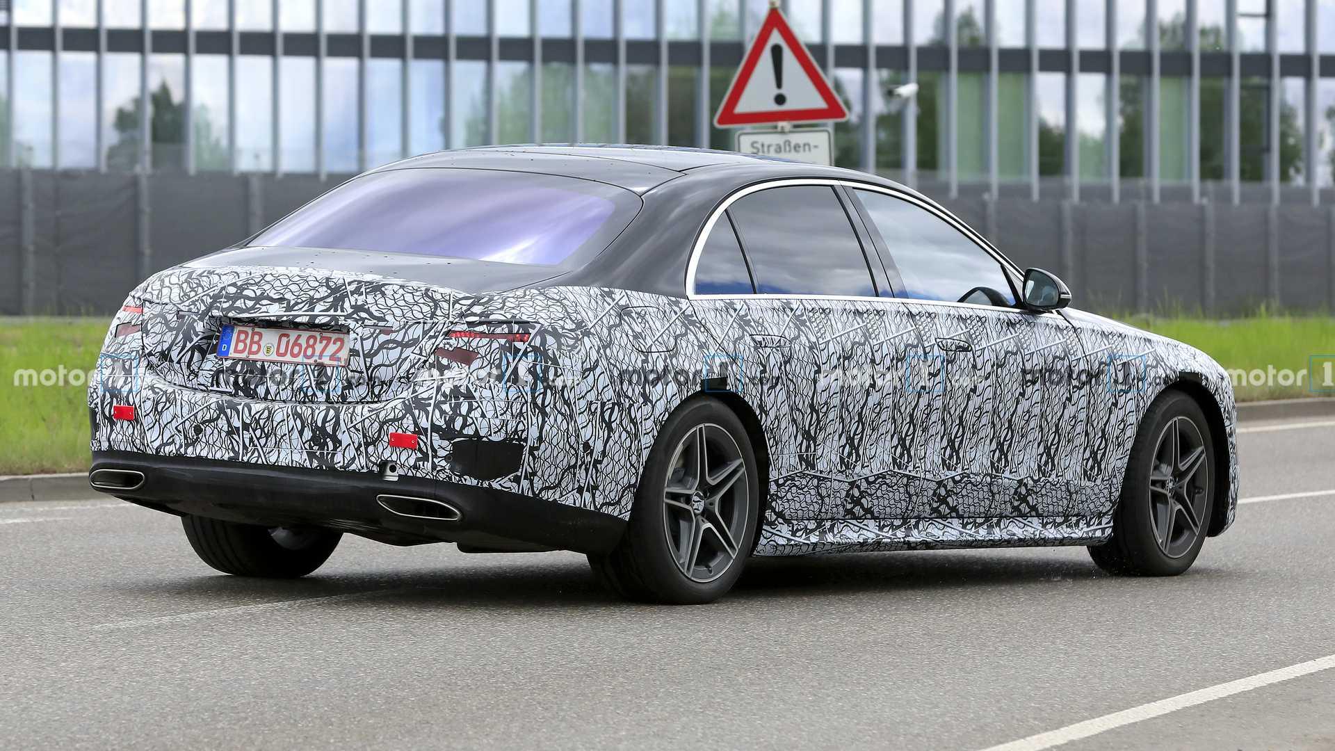 Is dit de nieuwe Mercedes-AMG S63? | Hartvoorautos.nl