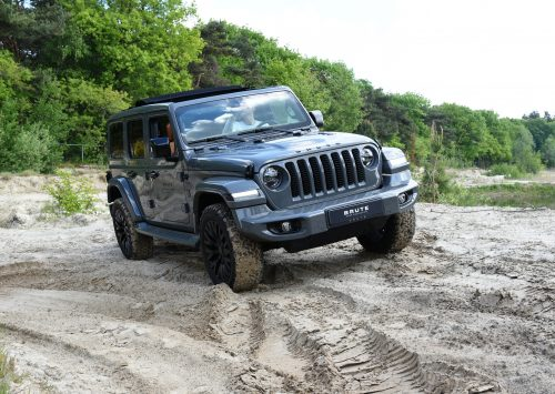 Gereden: BRUTE Richmond [Jeep Wrangler] Off-Road