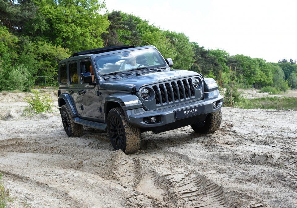 Gereden: BRUTE Richmond [Jeep Wrangler] Off-Road