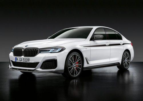 De nieuwe BMW 5-serie met M Performance goodies!