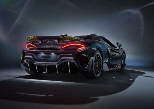 Dit is de McLaren 600LT Segestria Borealis!
