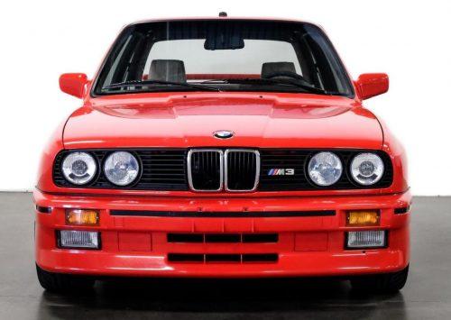 Paul Walker's 1991 BMW M3 E30 verkocht voor $150.000,-