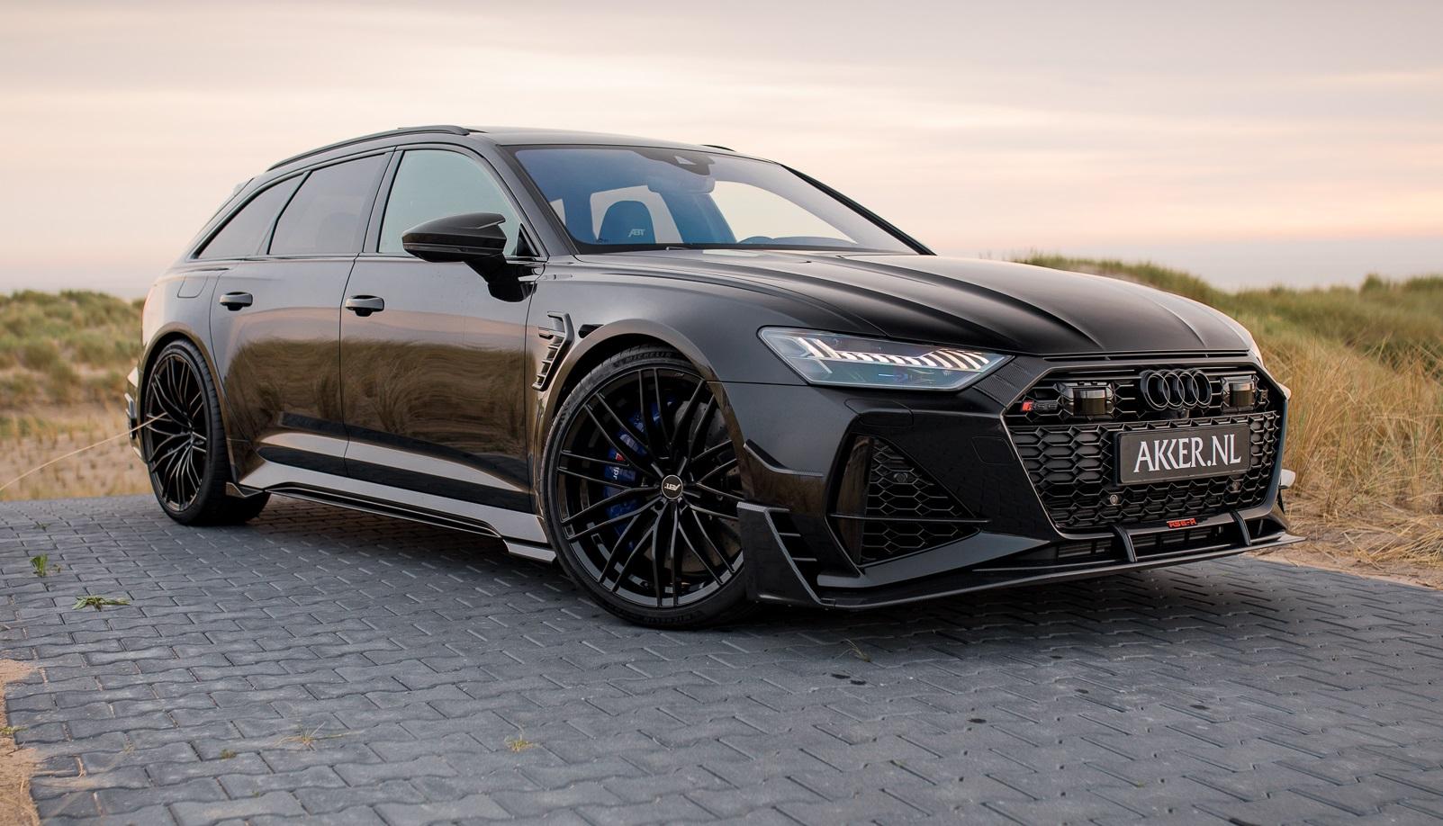 Nóg een 2020 ABT Audi RS6-R in Nederland! - Hartvoorautos.nl