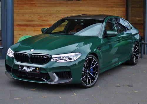 BMW M5 heeft M3 E36 GT kleur!