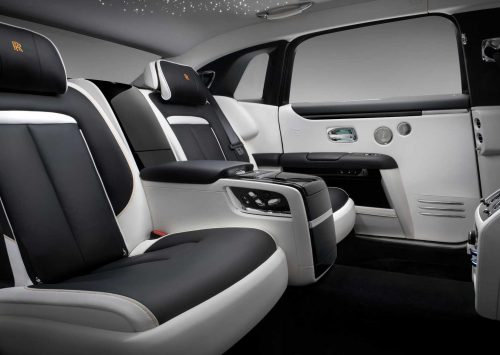 Officieel: Rolls-Royce Ghost Extended