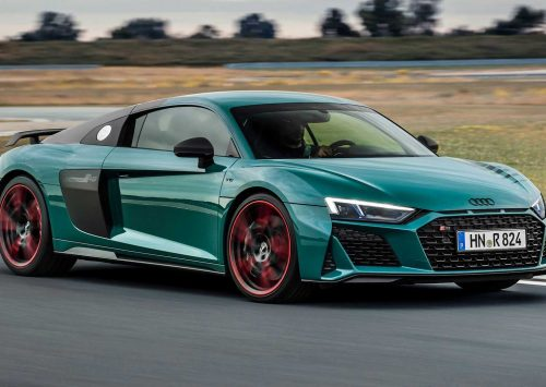 Dit is de Audi R8 Green Hell Edition!