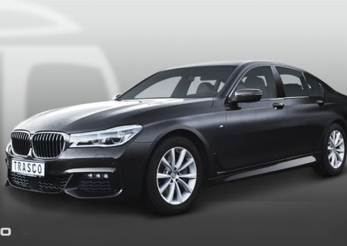 Deze gepantserde BMW 760Li kost €999.600,-!