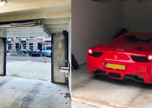 Deze parkeerplaats in Amsterdam kost €995.000,-!