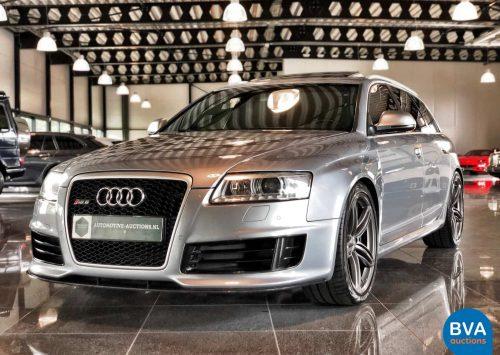 €14.800,- voor deze Audi RS6 MTM met 700 pk?