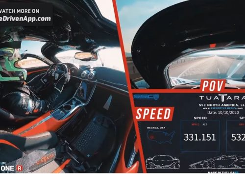 [VIDEO] SSC Tuatara doet 532 km/h!