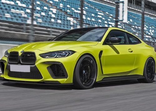 Prior-Design komt met subtiele grille voor nieuwe BMW M3 en M4