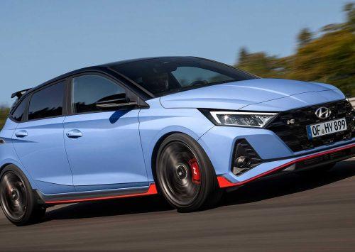 Officieel: de Hyundai i20 N!