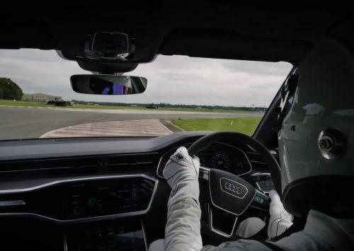 [VIDEO] Zó snel is de Audi RS6 Avant op het Top Gear circuit!