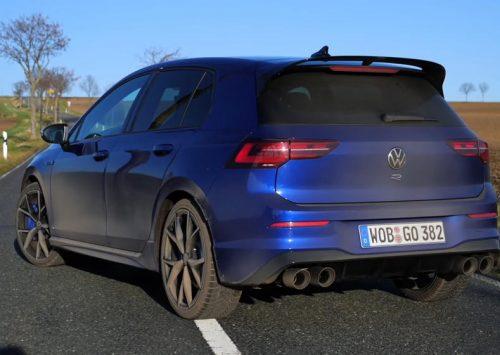 [VIDEO] Zo werkt de Drift Modus op de nieuwe VW Golf R!