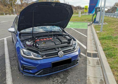Heb jij €70.000,- over voor deze VW Golf R met RS3-blok?