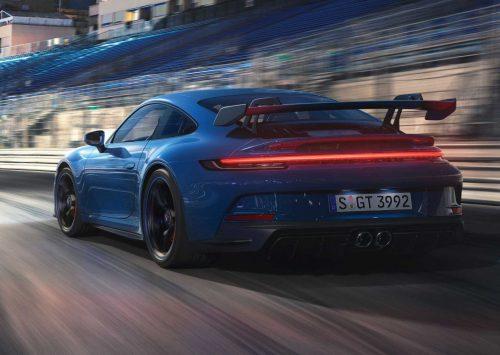 Officieel: Porsche 911 GT3 (992) met 510 pk!