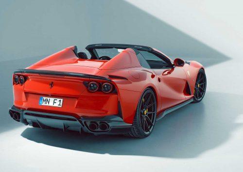 De Ferrari 812 GTS volgens Novitec!