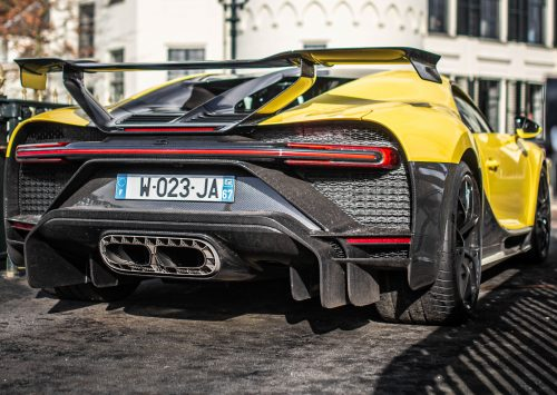 Uniek Bugatti trio gespot in Nijkerk!