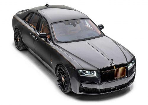 Mansory toont bescheiden 2021 Rolls Royce Ghost