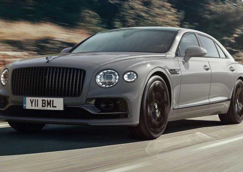 2022 Bentley Flying Spur krijgt nieuwe upgrades