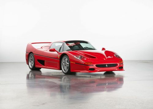 Ferrari F50 klaar om verkooprecord te breken!?