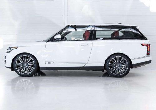 Range Rover Coupe te koop in Nederland!