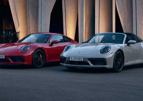2022 Porsche 911 GTS debuteert, met meer power dan Carrera S!!