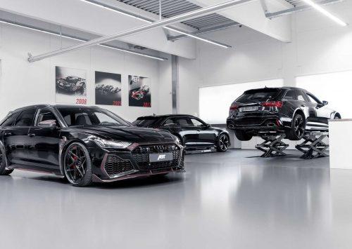 Audi RS6 Johann ABT Signature Edition komt met 790 pk