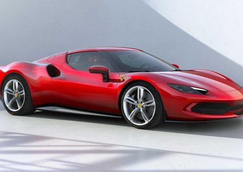 Dit is de nieuwe Ferrari 296 GTB met 830pk!!